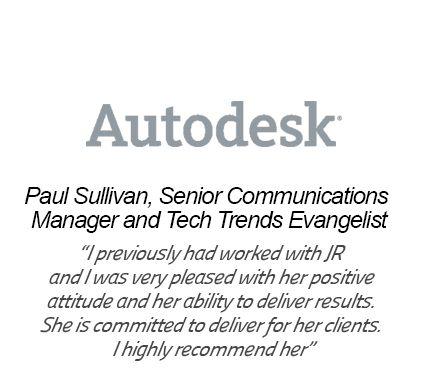 Testimonio Autodesk